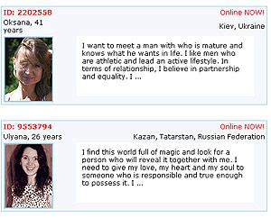 знакомства с иностранцами что написать о себе